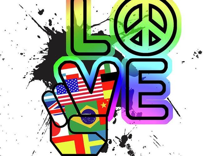 Peace Symbol Art Fine Art America