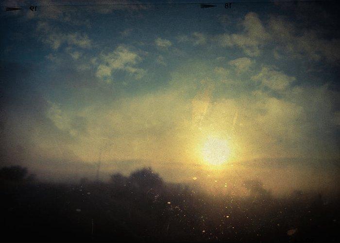 Fog Greeting Card featuring the photograph Lovelorn by Taylan Apukovska