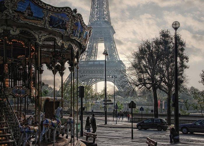 Parisienne Photographs Greeting Cards