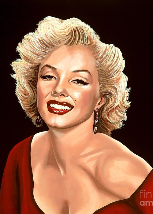 Norma Jeane Greeting Cards