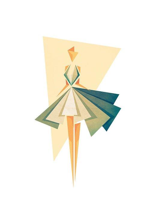 Fashion Icon Greeting Cards