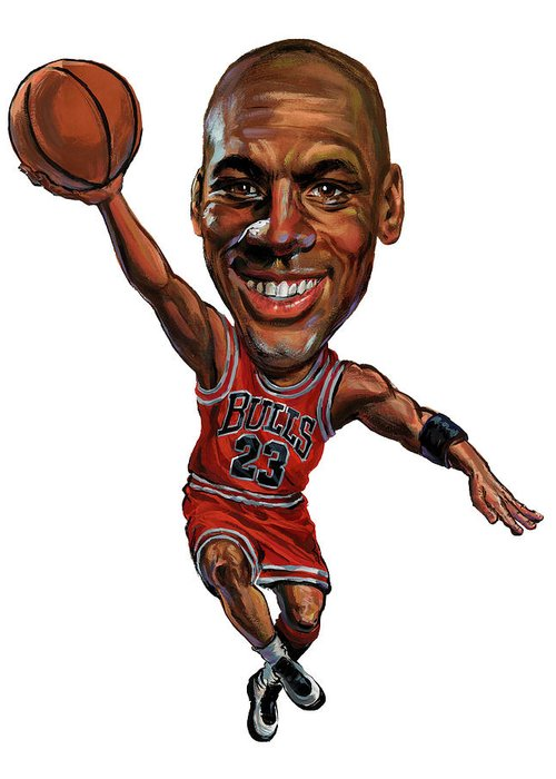 Chicago Bulls Greeting Cards