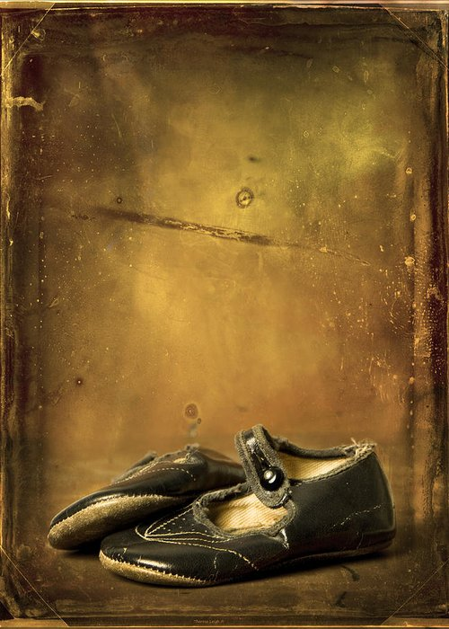 Des Chaussures Greeting Cards