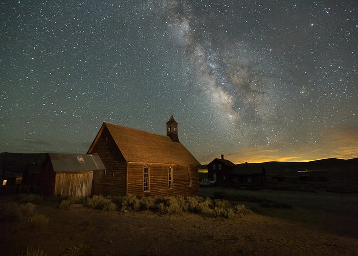 Bodie Ghost Town Greeting Cards