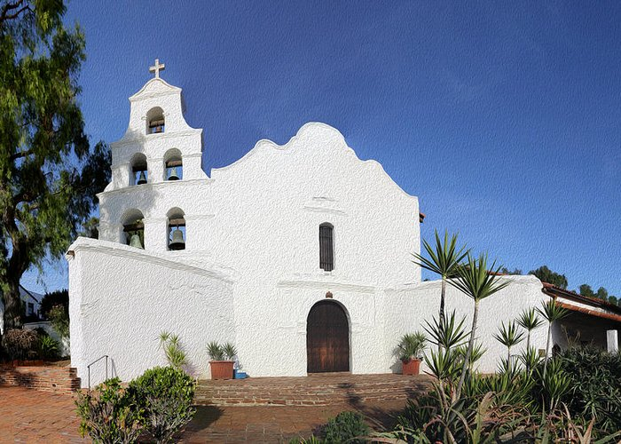 how is mission san diego de alcala used today