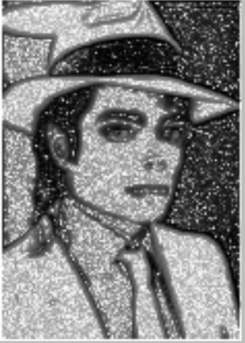 Greeting Card featuring the digital art Mj Photo by Tracie Howard