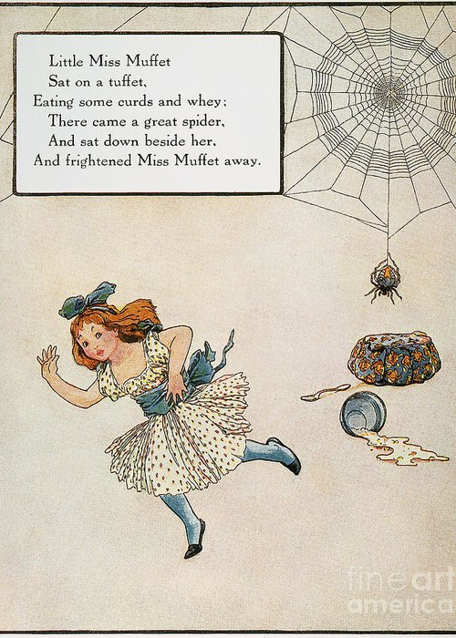 1915 Greeting Card featuring the photograph Mother Goose, 1915 by Granger
