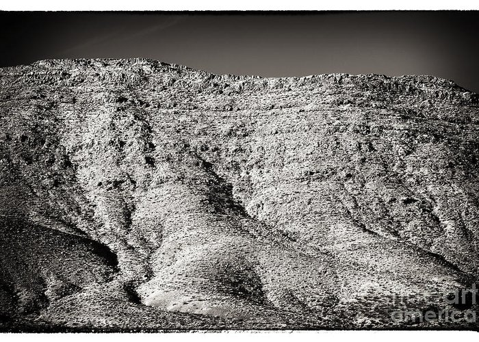 Mountain Mounds Greeting Card featuring the photograph Mountain Mounds by John Rizzuto