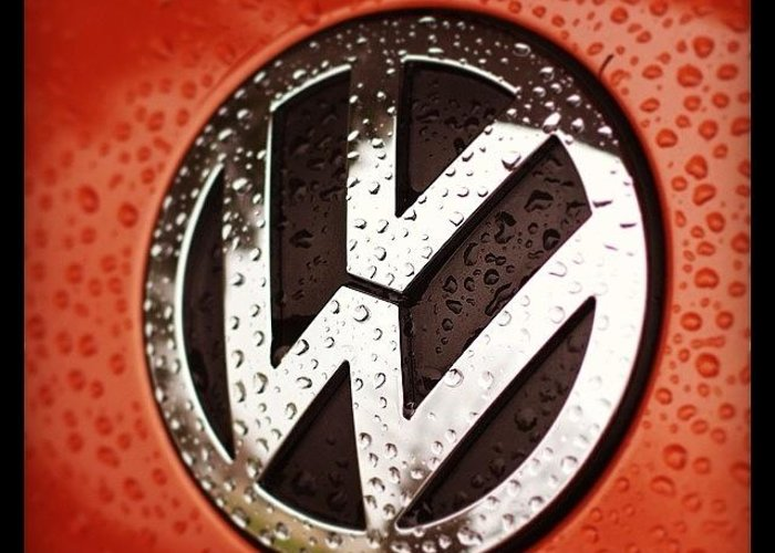 Volkswagen Greeting Cards