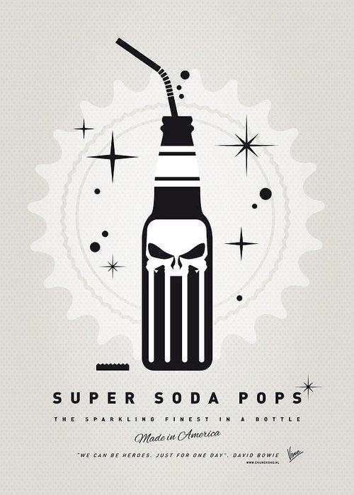 Soda Pop Greeting Cards