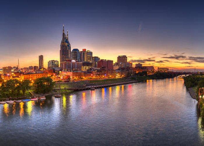 Nashville Photographs Greeting Cards