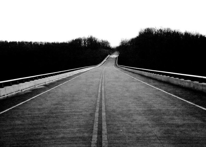 Natchez Trace Parkway Greeting Card featuring the photograph Natchez Trace Parkway by Krista Sidwell