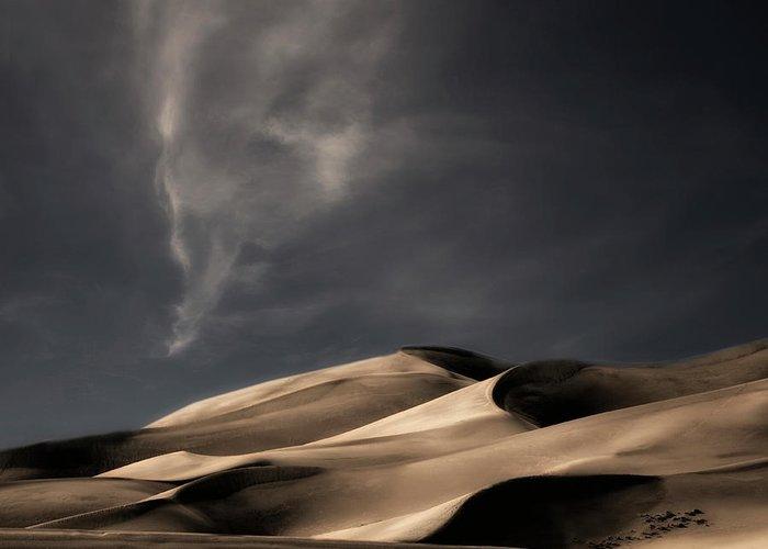Dune Greeting Cards