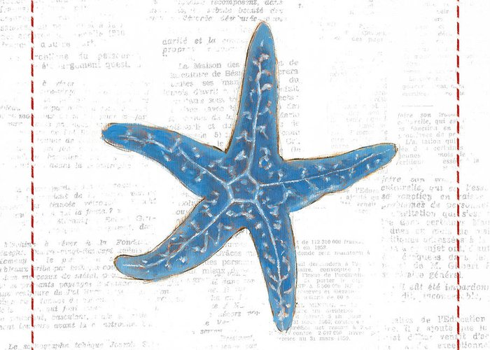 Starfish Greeting Cards