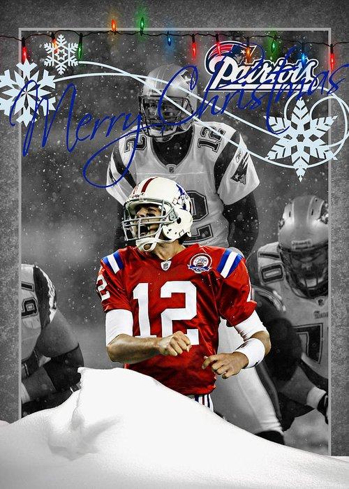 Tom Brady Greeting Cards