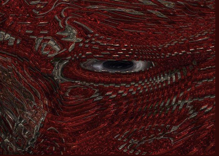 Preditor Digital Art Greeting Cards