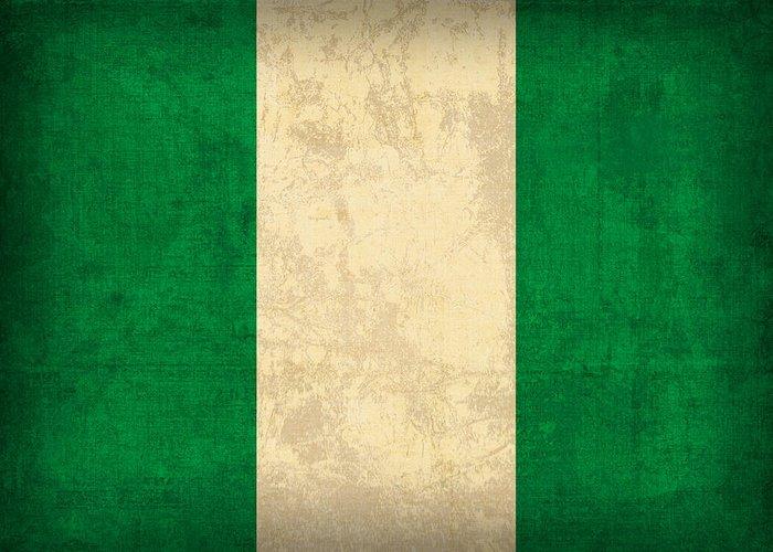 Nigeria Greeting Cards