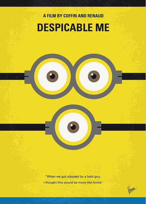Despicable Me Greeting Cards