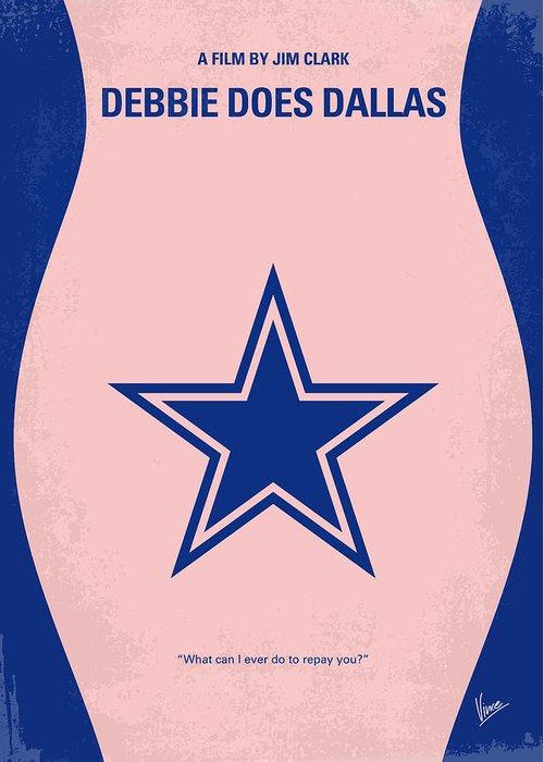 Cowboys Cheerleaders Greeting Cards