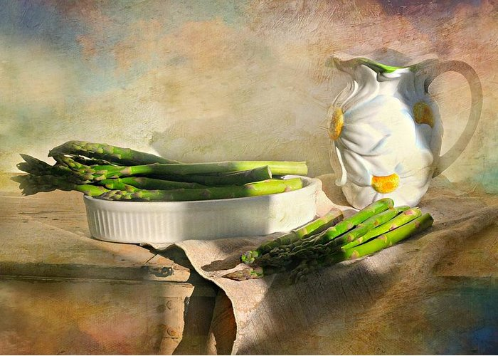 Still Life Greeting Card featuring the photograph Every Now And Then by Diana Angstadt
