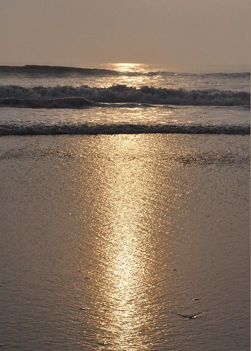 Obx Greeting Card featuring the photograph Obx Summer Sunrise by Francis Sullivan