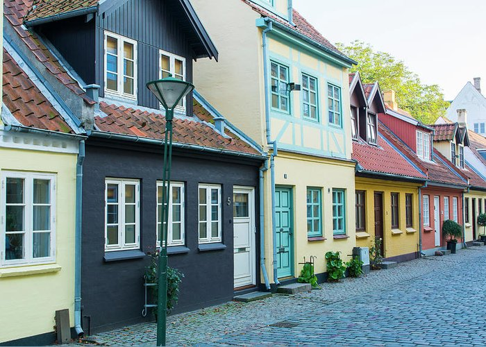Odense Greeting Cards