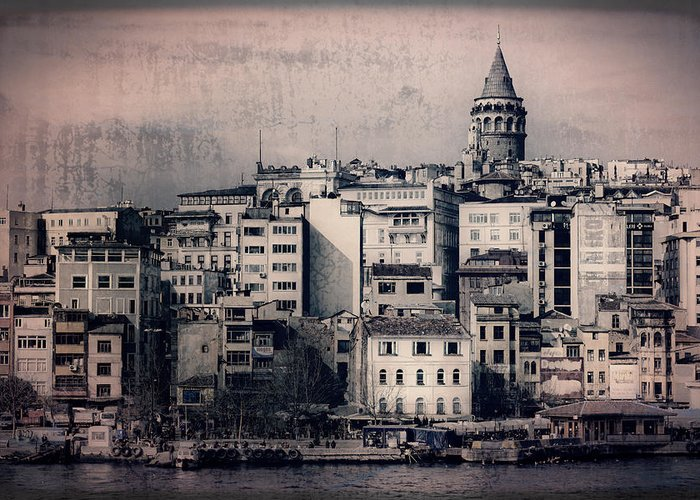 Stanbul Greeting Cards
