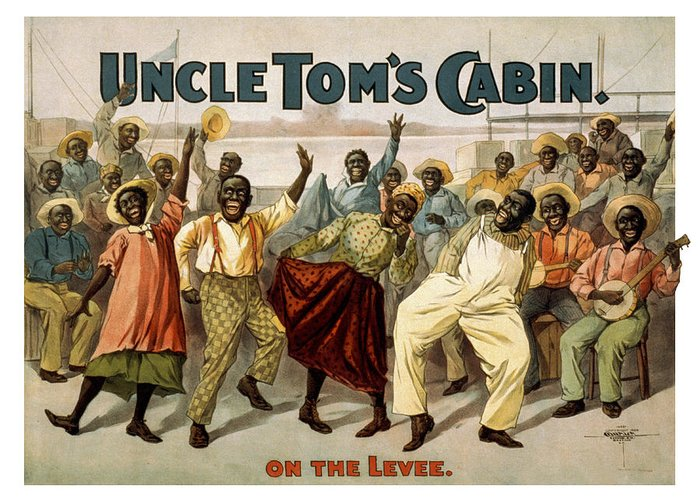 Uncle Tom Greeting Cards