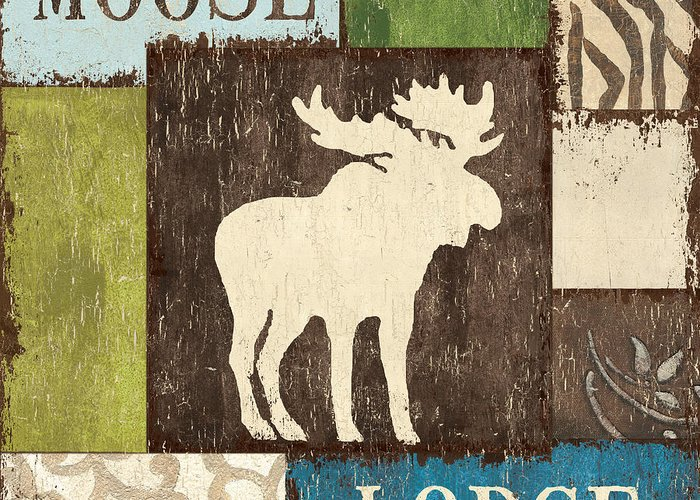 Hunting Cabin Greeting Cards