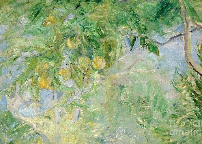 Morisot Reproductions Greeting Cards