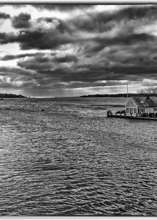 Keith Woodbury Greeting Card featuring the photograph Osterville by Keith Woodbury