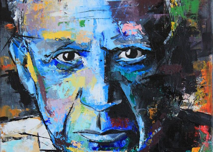 Pablo Picasso Greeting Cards
