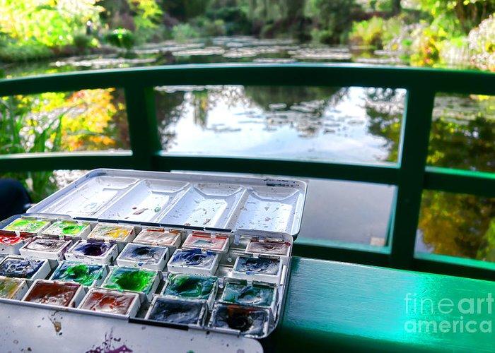 Watercolorist Greeting Cards