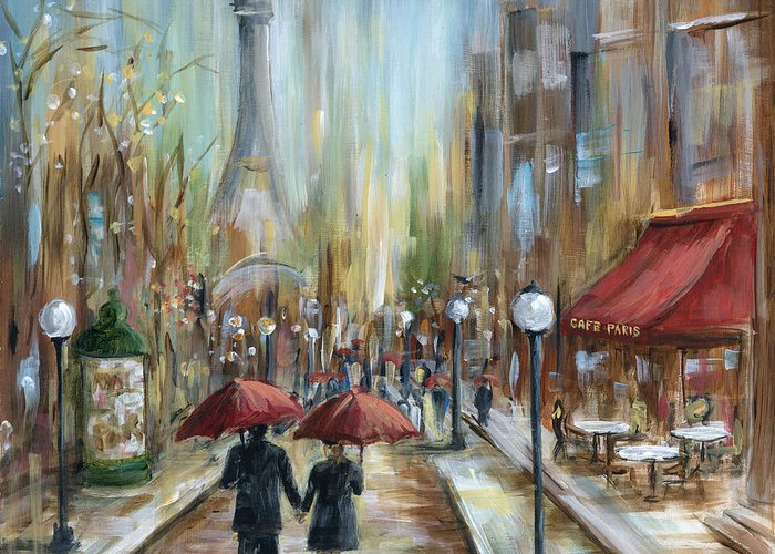Awnings Greeting Cards