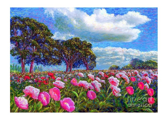 Blooming Greeting Cards