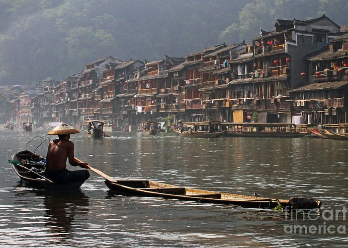 Fenghuang Greeting Cards