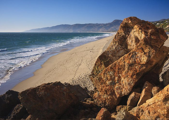 Point Dume Greeting Cards