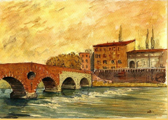 Verona Greeting Cards