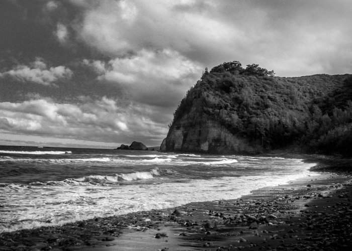 Greeting Card featuring the photograph Popolu Beach Hawaii 4 by Dean Ginther