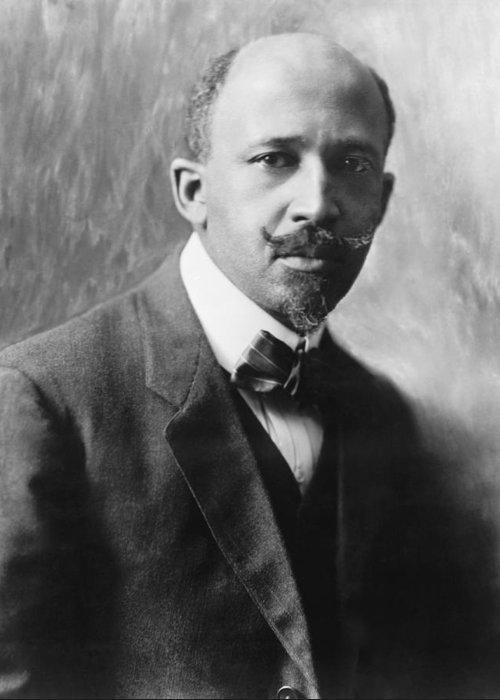 W.e.b. Dubois Greeting Cards