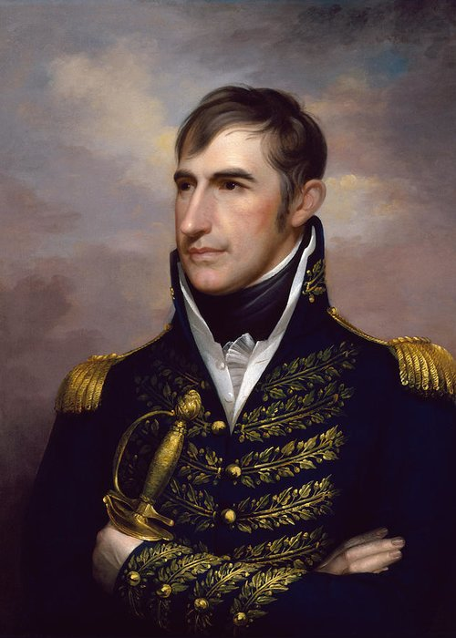 William Henry Harrison Greeting Cards