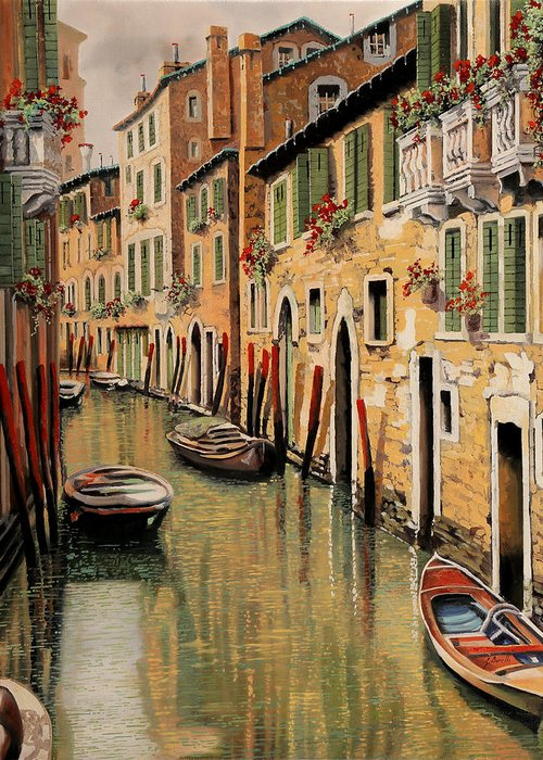 Venecia Greeting Cards