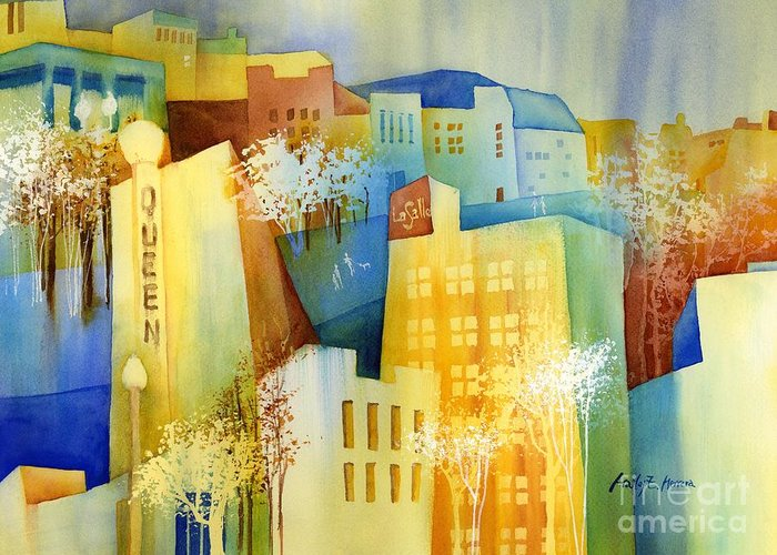 Historic District Greeting Cards
