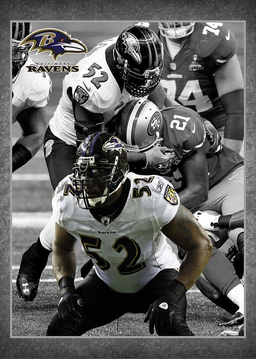 Baltimore Ravens Greeting Cards