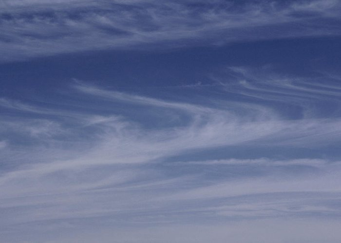 Blue Sky Greeting Card featuring the photograph Reach For The Sky 26 by Mike McGlothlen