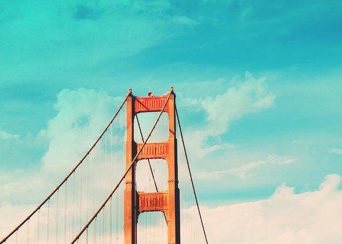 San Francisco Cali Greeting Cards
