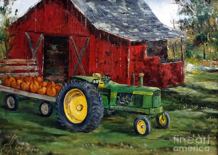Indiana Autumn Scenes Greeting Cards
