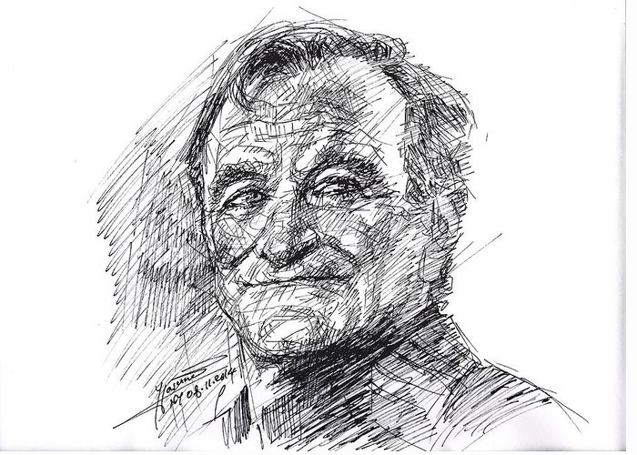 Robin Williams Comedian Greeting Cards