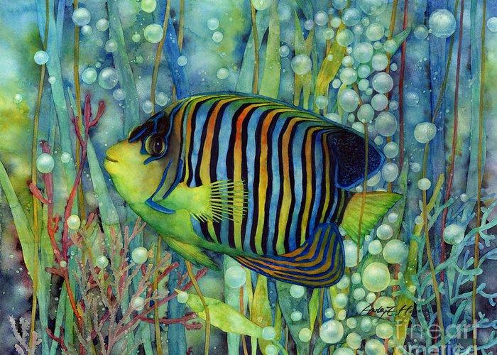 Undersea Art Greeting Cards