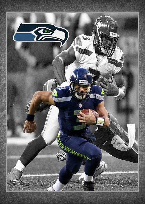 Seahawks Greeting Cards